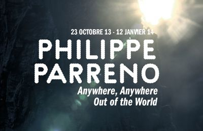 "Expo Installation Contemporaine: Philippe Parreno "" Anywhere, anywhere out of the world """