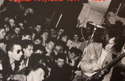 "Expo Photographie Contemporaine: Youri LENQUETTE "" Punk Nuggets, Original Artyfacts 1977 - 1985 """