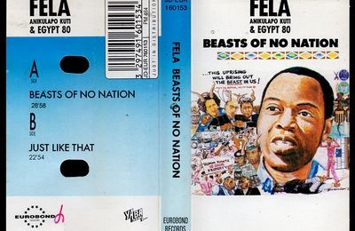 fela anikulapo kuti & egypt 80 - beasts of no nation - 1989