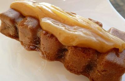 STICKY TOFFEE PUDDING ET TOFFE SAUCE