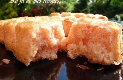 Mini cakes aux fraises Tagada pour la ronde Interblog#18