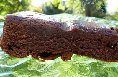 BROWNIES AUX CHAMALLOWS