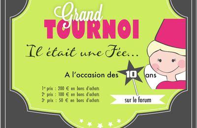TOURNOI DE LA FEE - 3ème TOUR -