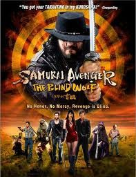 Samuraï Avenger: The Blind Wolf