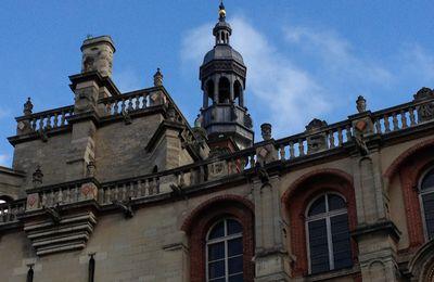 Le clocheton du château de Saint-Germain-en-Laye restauré