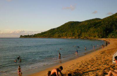 La Plage de Grande Anse en Guadeloupe