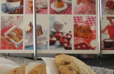 Cookies de Guillemette