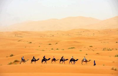 3 Days tour - Fes - Merzouga Desert