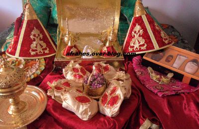 tyafer pour mariage marocain