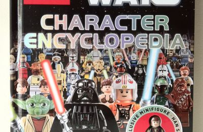 L'encyclopédie Lego Star Wars