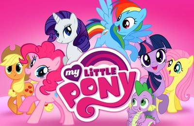 Les Comics My Little Pony