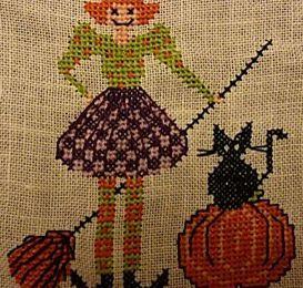 SAL Halloween... vos avancées