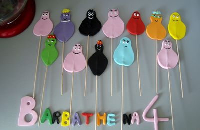 Sugar pop Barbapapa pour Athena ;)