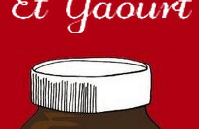 Des fans de nutella ? Gateau au yaourt et nutella
