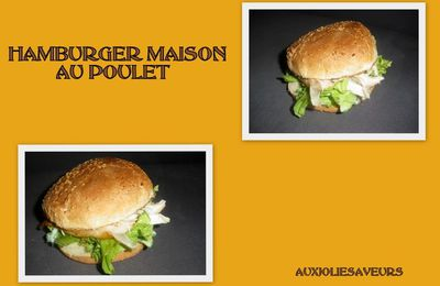 HAMBURGER POULET 9pp2