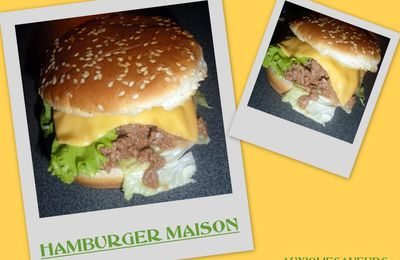 HAMBURGER MAISON 6,5pp