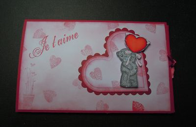"Carte Saint Valentin : ""Me to You"" (4)"