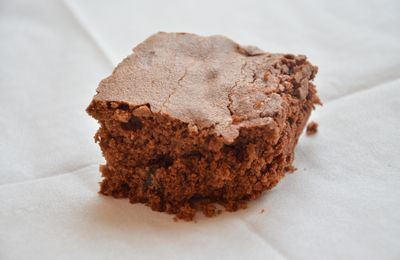 Le Brownie de Monsieur C