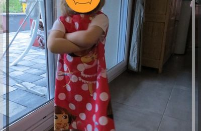 Petite robe Dora