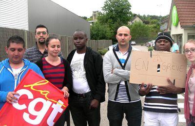Campanile-Epône en grève depuis hier.