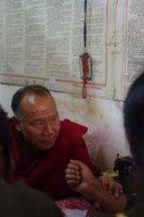 Etre un médecin tibétain