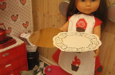 Atelier pâtisserie pour mes chéries: la suite