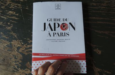 GUIDE DU JAPON A PARIS