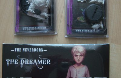 Malifaux : open the box starter Dreamer