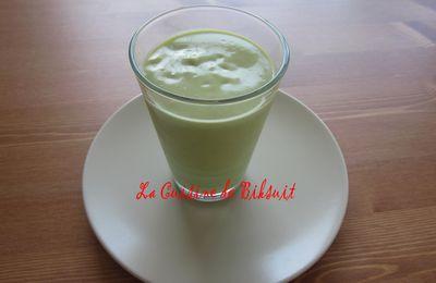 Le Desperado: smoothie avocat /bananes