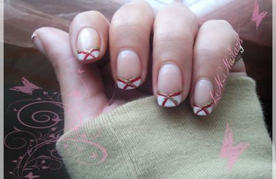nail art french