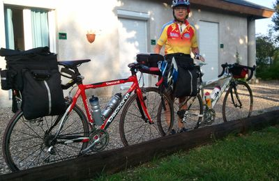 Etape à Cerbère (66) samedi 30 Juillet 2011