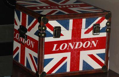 Une boite énorme pour tous mes thés