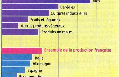 La France, 1ère agriculture d'Europe
