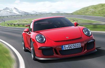 La Porsche 911 GT3 en première mondiale à Genève