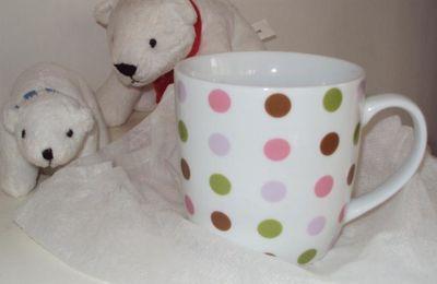 Et voici mon mug ...