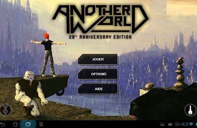 Another world sur wii u