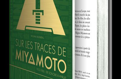 Une biographie de Myamoto au éditions Pix and love
