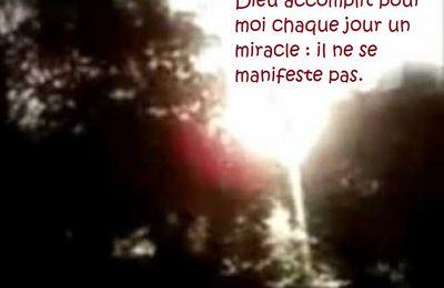 Miracle de Dieu