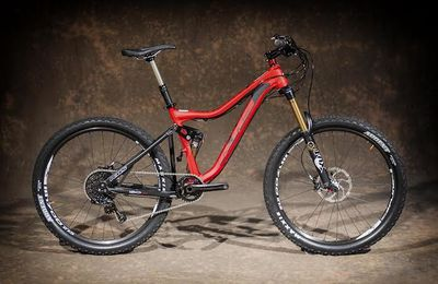 Intebike Awards 2014. Il modello MTB KHS SIXFIFTY 7500 sarà forse nominata la Mountain Bike dell'anno
