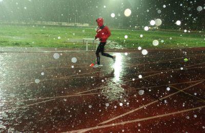 1° febbraio 2014. Storia di un fantastico allenamento sotto la pioggia (Elena Cifali)