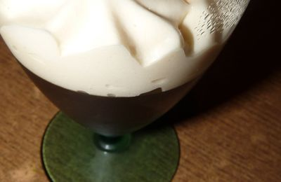 Mousse Chantilly au Bailey's