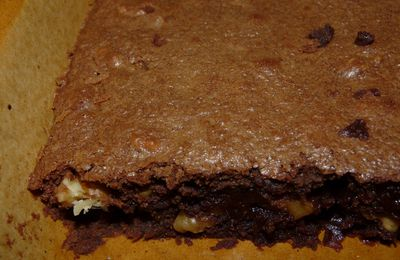 Le *** BROWNIE *** de PIERRE HERME