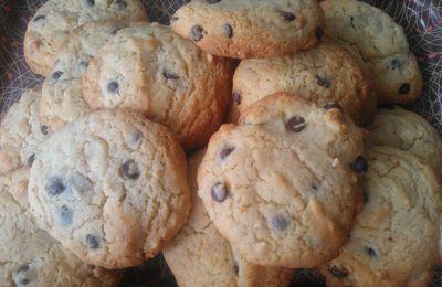 Les cookies à l'américaine