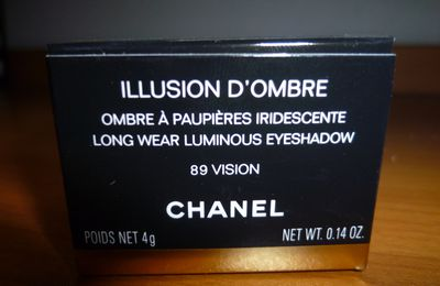 ILLUSION d'OMBRE VISION CHANEL