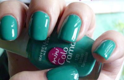 Mini colorama urban turquoise
