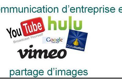 Communication d'entreprise et partage d'images