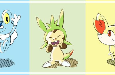 Trois starters
