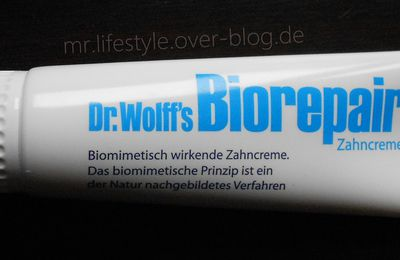 REVIEW: Biorepair Zahncreme