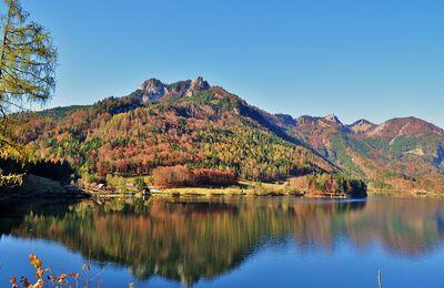 Herbst deluxe am Schwarzensee