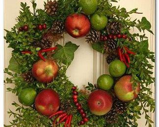 Taller decoración navideña